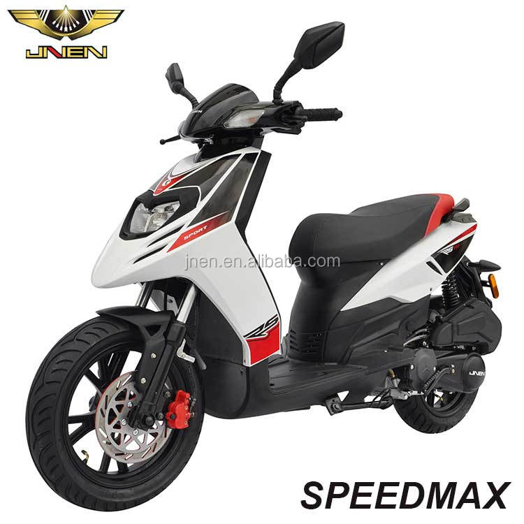 SPEEDMAX 50CC Aprilia SR50 JNEN Motor 2017 Topsale Chinese Scooter Moped Motorcycle Sportive Model Gas Scooter With EEC DOT
