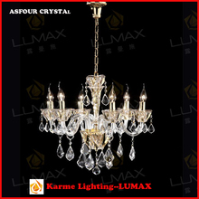 Lumax high class dining room chandelier for home decoration Karme lighting