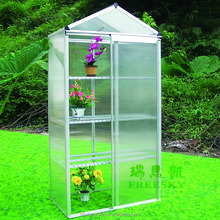 polycarbonate garden small portable mini indoor greenhouse grow kits