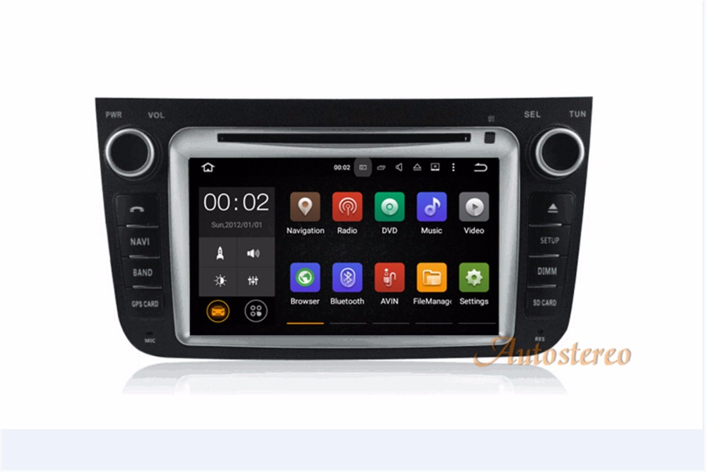 Quad Core Android 7.1 Car DVD Player GPS navigation for Smart Fortwo 2012 2013 2014 2015 2016 car autostereo Satnav unit