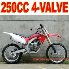24HP 4 Valve 250cc Motor Cross