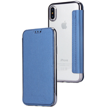 Premium mobile phone protective phone case for iPhone X flip Case Cover