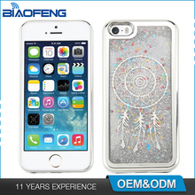 Highly Transparent Tpu Shell Top Seller Cell Mobile Accessories Cover Shock Resistant Phone Case For Iphone 5S Plus