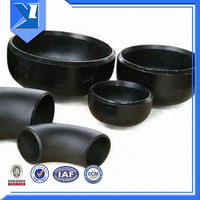 Pipe Fittings Astm A234 Wpb Steel Pipe End Cap