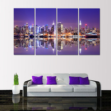 Factory Custom Picture Photo Panels Glass Printing Acrylic Art Photo