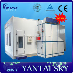 Hot Sale High Quality SB-200 Car / Truck germany Car manufacturers Spray Booth