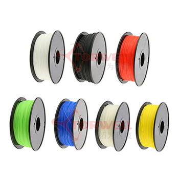 Colorful 1.75mm 3.0mm ABS/PLA 3d Printer Filament Roll