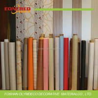 macassar ebony furniture film;pvc protective film;pvc foil for membrane vacuum-press;pvc film lamination metal sheet
