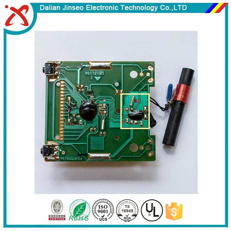 Cfl PCB Circuit Board Assembly With RoHs And UL