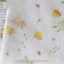 Alibaba China basic garment clothing cotton or blended knit waffle fabric