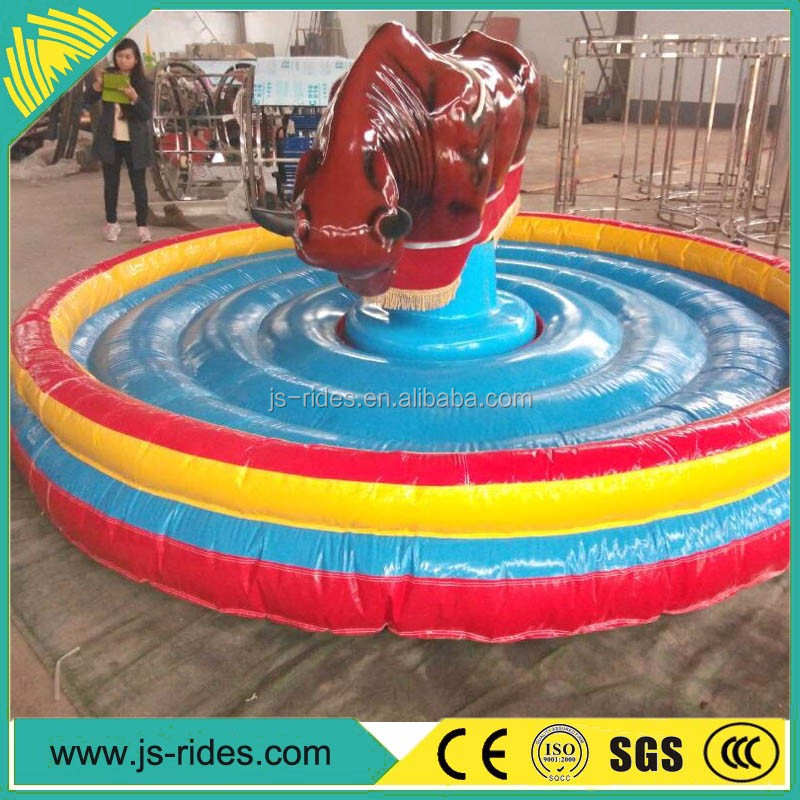 inflatable bull rides machine amusement equipment sale