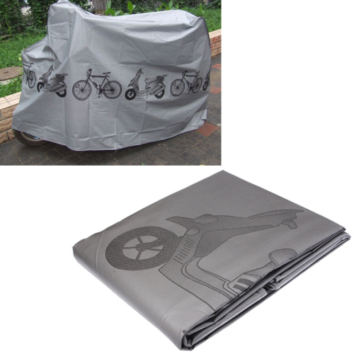 Bicycle / Motorcycle Rainproof Garage Cover covered electric bicycle