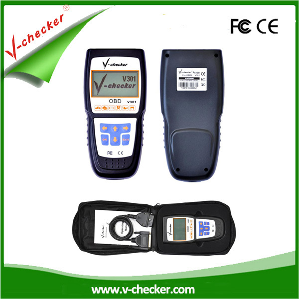 Universal auto engine diagnostic kit with CE certificate
