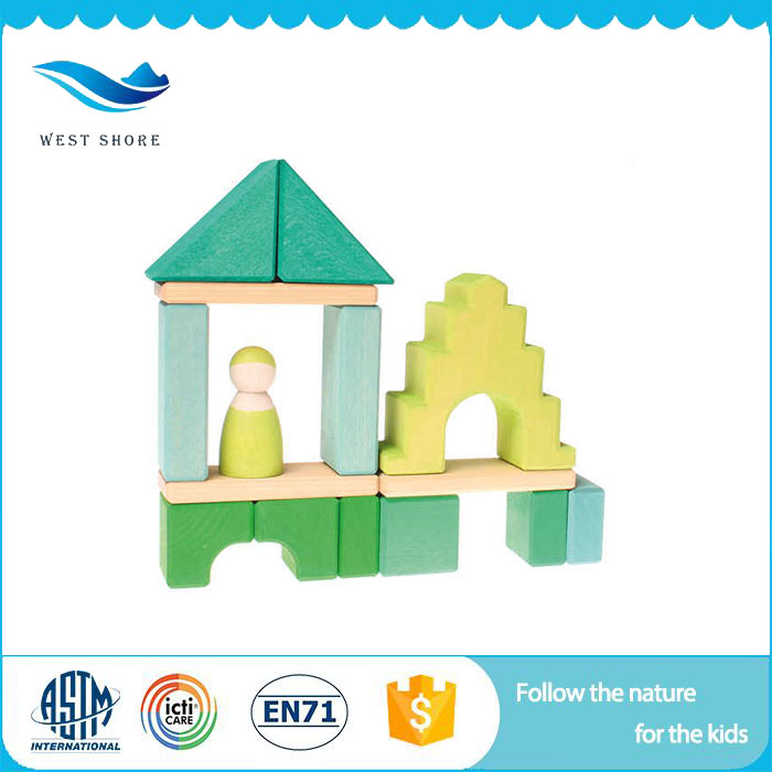 Brand New toy Building Blocks Small House Intellect Block Toy Of China