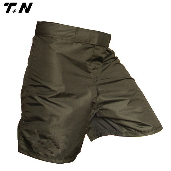 Blank mma fight shorts wholesale plain mma shorts