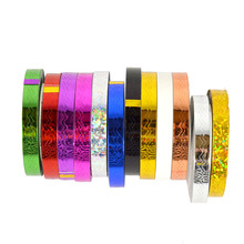 3D Nail Waves Striping Tape Line Nail Art Sticker