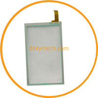 GPS Touch Screen Digitizer for Garmin Oregon 300 400t 450 500 550 550T from Dailyetech