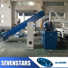 Newest Technology Plastic squeezing and granulating machine for PP PE film