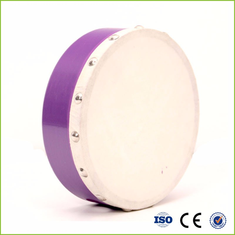hang drum, purple toy musical instrument drum set