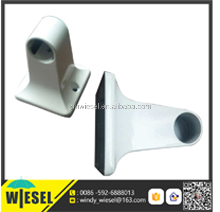popular decorative aluminum material bathroom accessories model die casting