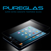 Purelgas factory supply bubble free real ultra clear professional screen guard for ipad mini