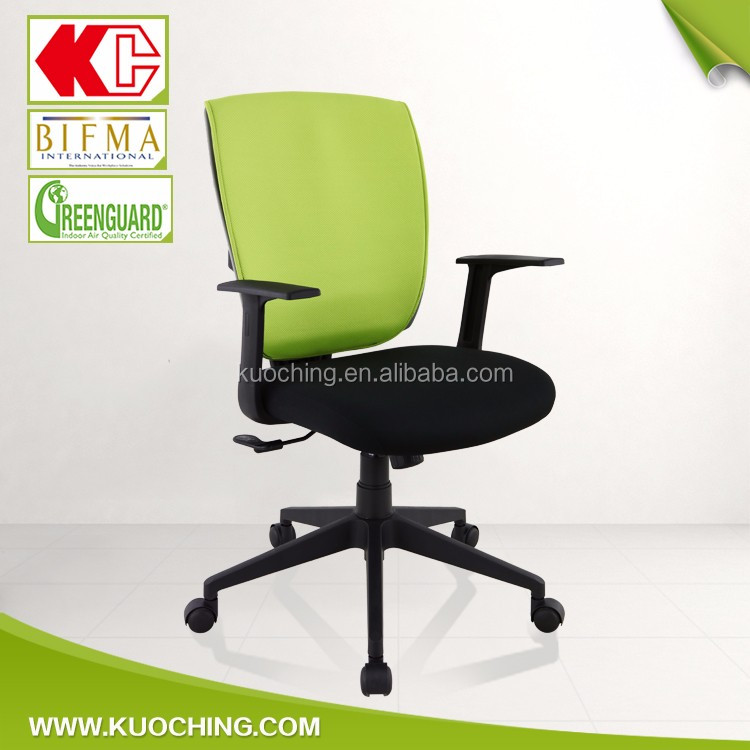 Modern Low Back Swivel Economical Fabric Office Task Chair