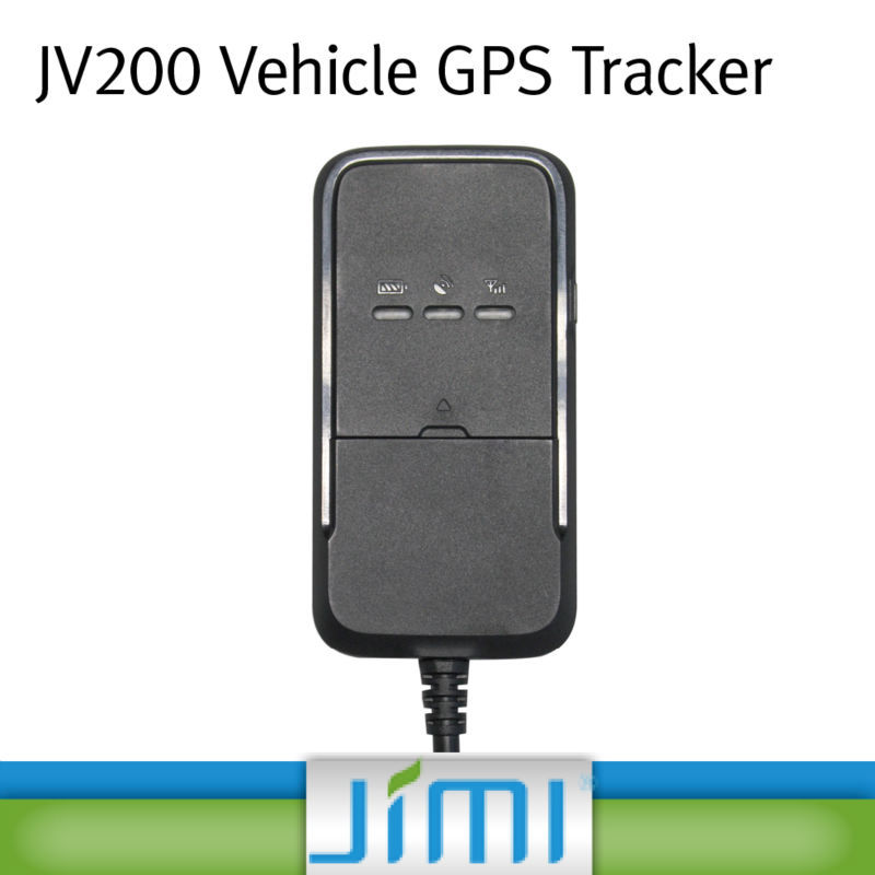 2014 JIMI Multi-language Web Platform Auto GPS Tracking With Remote Controller JV200