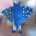HOLA fish mascot costume/skate fish mascot costume for sale