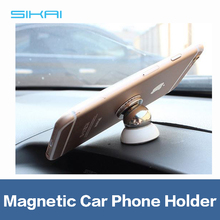 For Universal Mobile Phone Accessory Magnetic Stand Phone Holder 360 Degree Rotation Stand Holder Used In Car Bed Desk Field