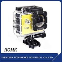 Quality and quantity assured Action Video Camera Full Hd Sports Camcorder