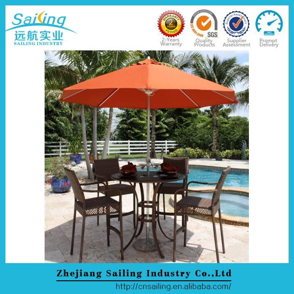Sailing Wholesale Uv-Resistant Wicker Cheap Used Hotel Patio Pool Furniture