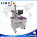 High speed fiber laser marking machine on metal and non-metal for sale