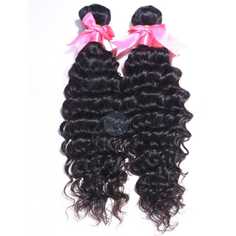 On Sale Hot Selling Virgin Brazilian 100% Loose Human Deep Wave Hair Wholesale Distributors Bulk Extension hr40051