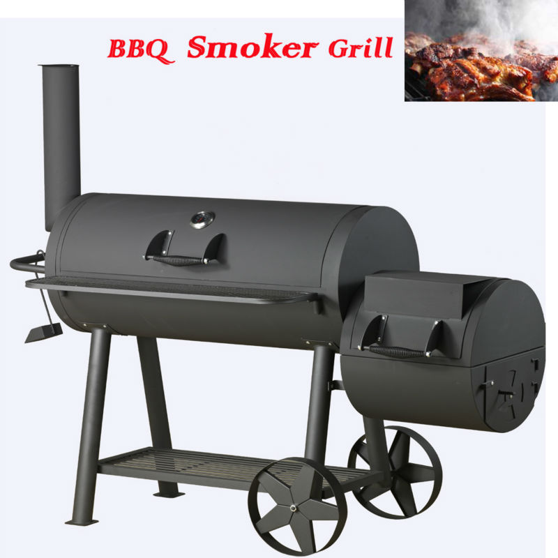 wood smoker grills bing images. Black Bedroom Furniture Sets. Home Design Ideas