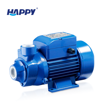 Happy cast iron 220V electric vortex water pressure peripheral pump