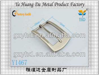Fashion belt buckle maker with good quality
