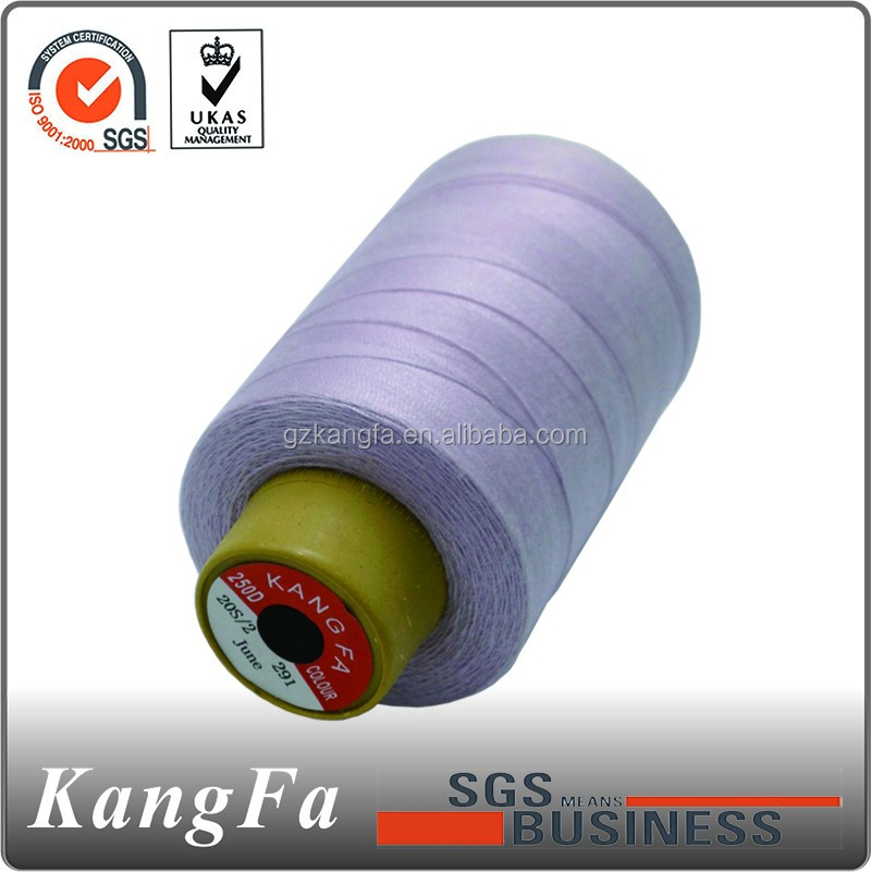 Poly/Cotton Polyester Sewing Thread for sewing filter bag