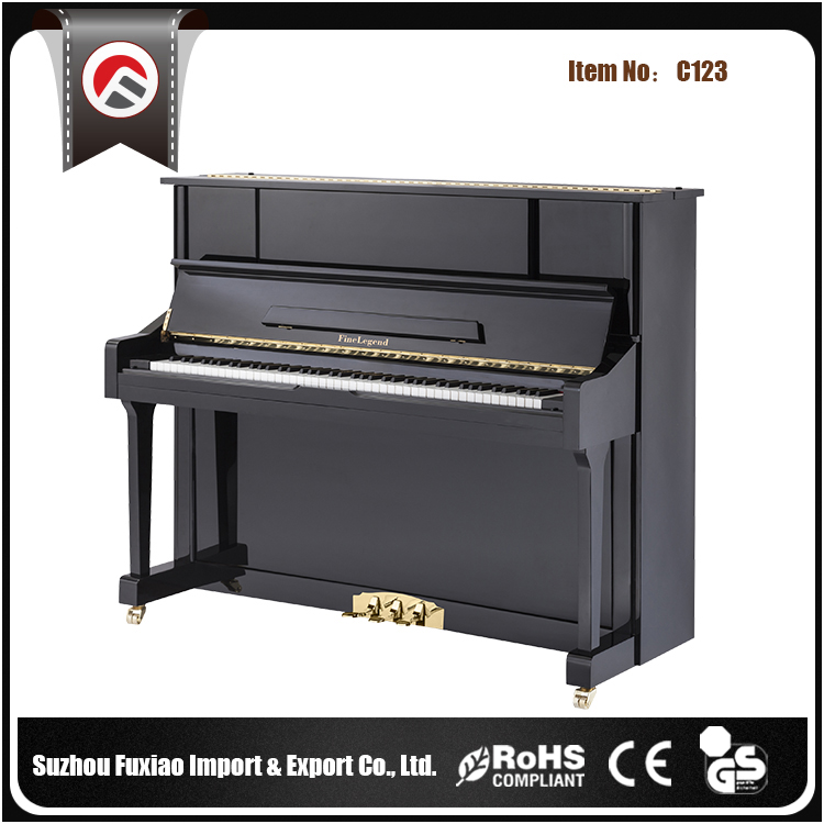 Lower Price Red Grand Piano