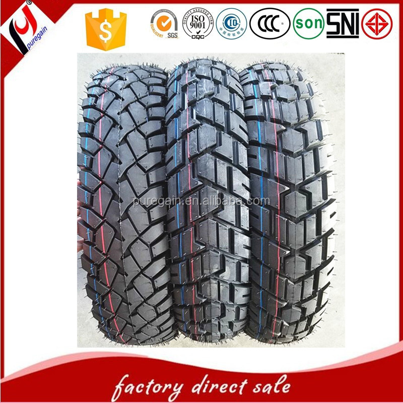 motorcycle tyre manufacture 110/90-16 motorcycle tubeless tyre for YEMEN