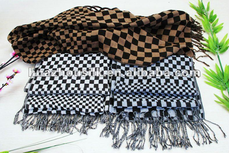Fashion Men's and Women's Scarf and Shawl