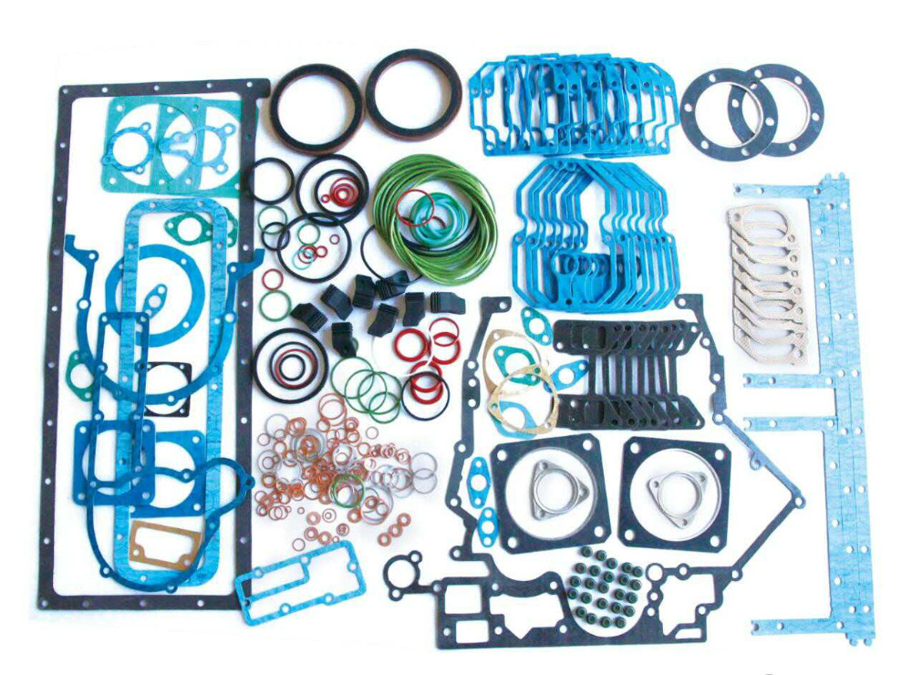 Deutz 1015 V8 diesel engine rubber gasket kit set