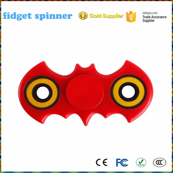 New Fidget Toy Led Fidget Spinner With 3 Kind Fo Different Light With 608 Hybrid Ceramic