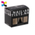 plain black printing nail polish packaging paper box with window