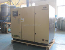 CE ISO 90KW 8 Bar Screw Air Compressor Factory Price for sales