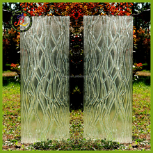 5mm water pattern glass decorative glass