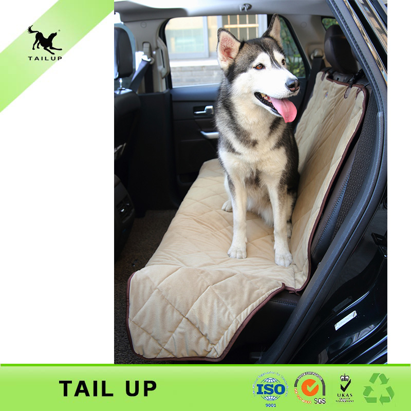 TAILUP New Arrival waterproof dog sofa cover design pet car seat cover leather