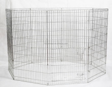 Dog Kennel, Dog Crate, Dog Cage 90X60CMX8 parts