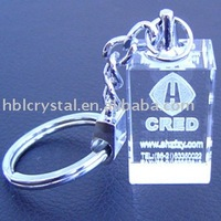2014 fashion design 3d laser key chain for promotion gift