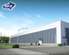 Alibaba Shop Prefabricated Steel Structure Metal Storage Building