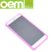 custom design universal silicone mobile cover,suitable for all brand silicone phone case